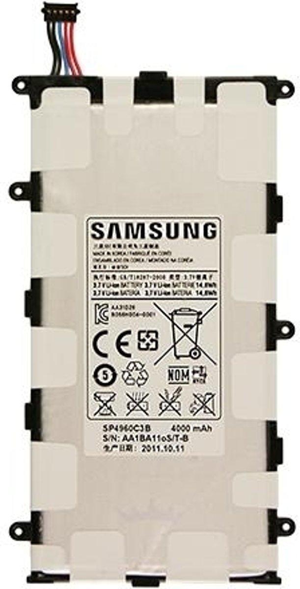Samsung Galaxy Tab P6200 Batterij origineel SP4960C3B kopen