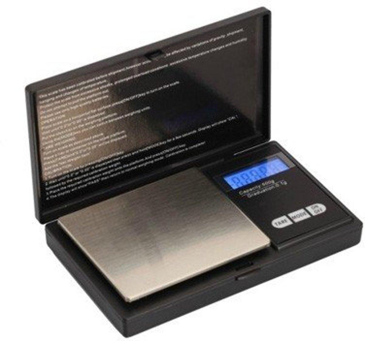 Digitale Pocket-weegschaal kopen