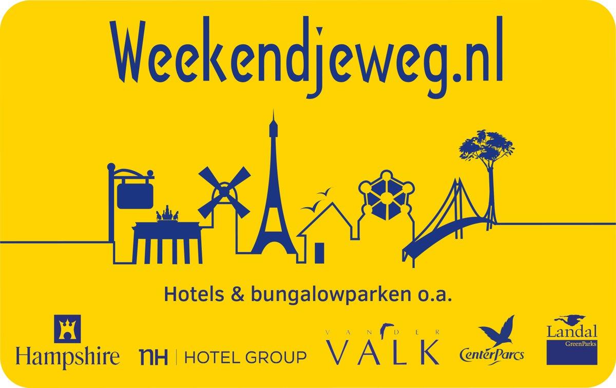 Ongebruikt bol.com | Weekendjeweg.nl Cadeau Card - 20 euro NW-27