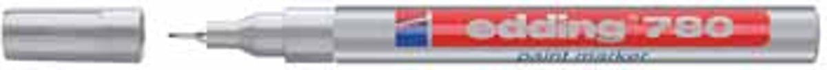 Edding Paint Marker e-780 - Zilver