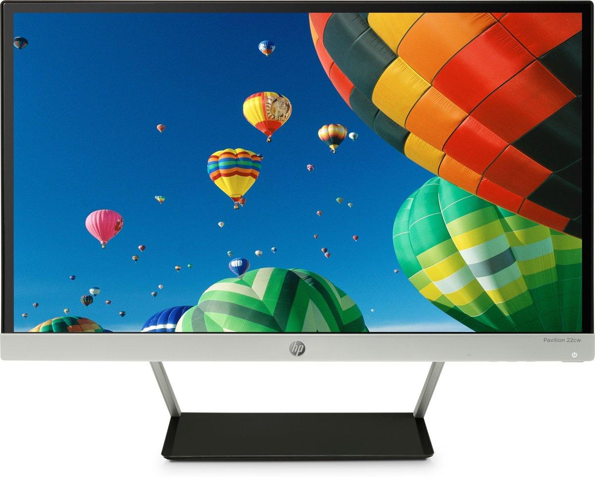 HP Pavilion 22cw 21.5-inch IPS LED Monitor