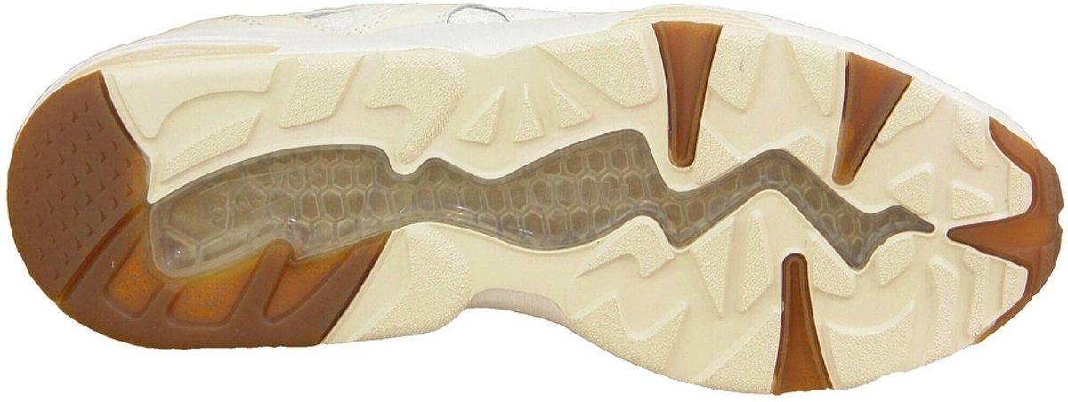 Pumas R698 Trinomic 358142-01, Hommes, Blanc, Baskets Taille 45 Eu