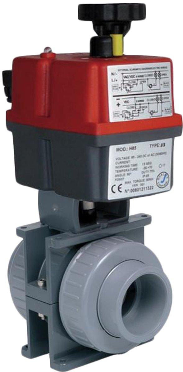 Effast Elektrische Kogelkraan - 90mm 80/240 (H55) kopen