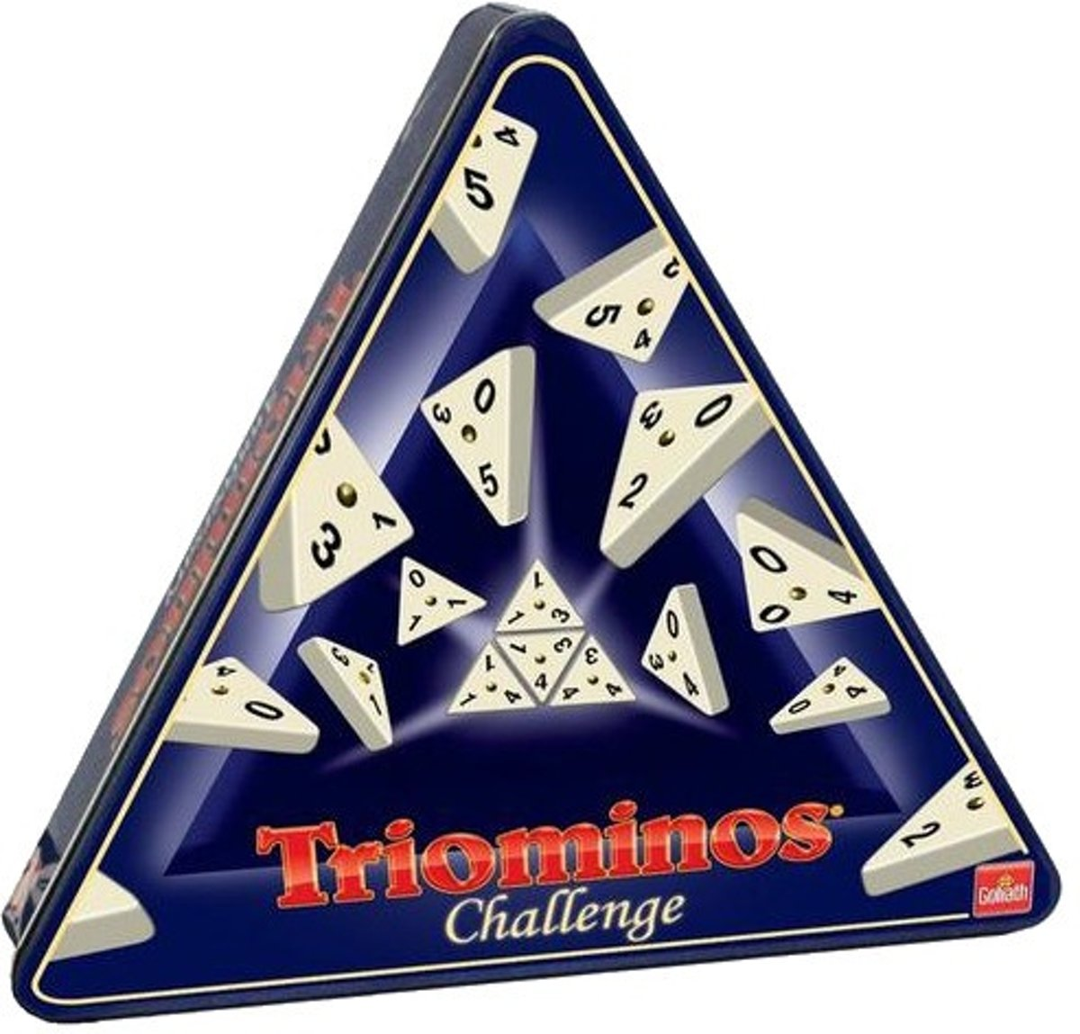 Triominos - Challenge - Gezelschapsspel - Goliath