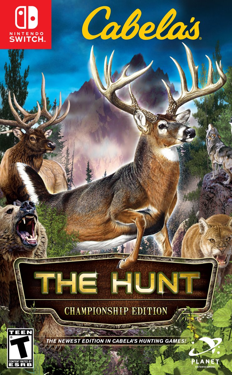 Cabela's The Hunt Switch