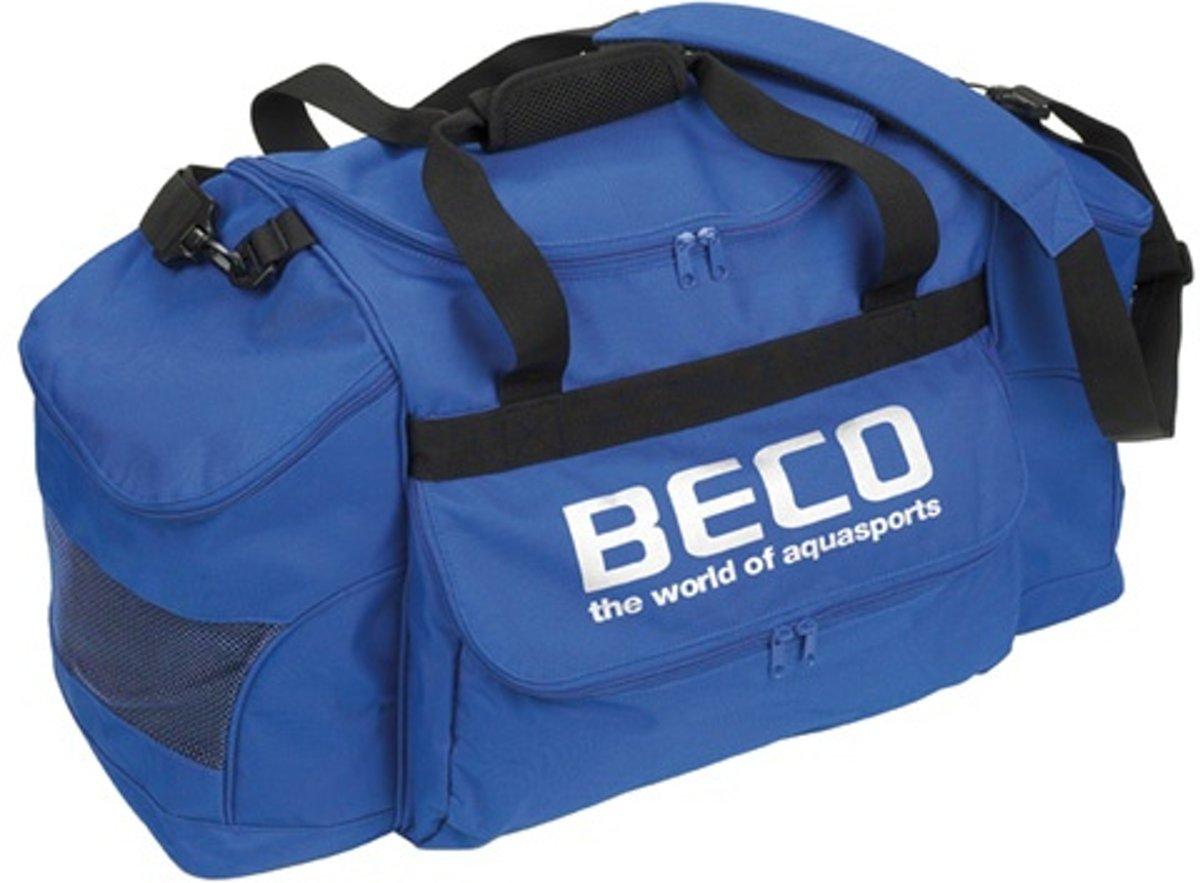 BECO sporttas, blauw kopen