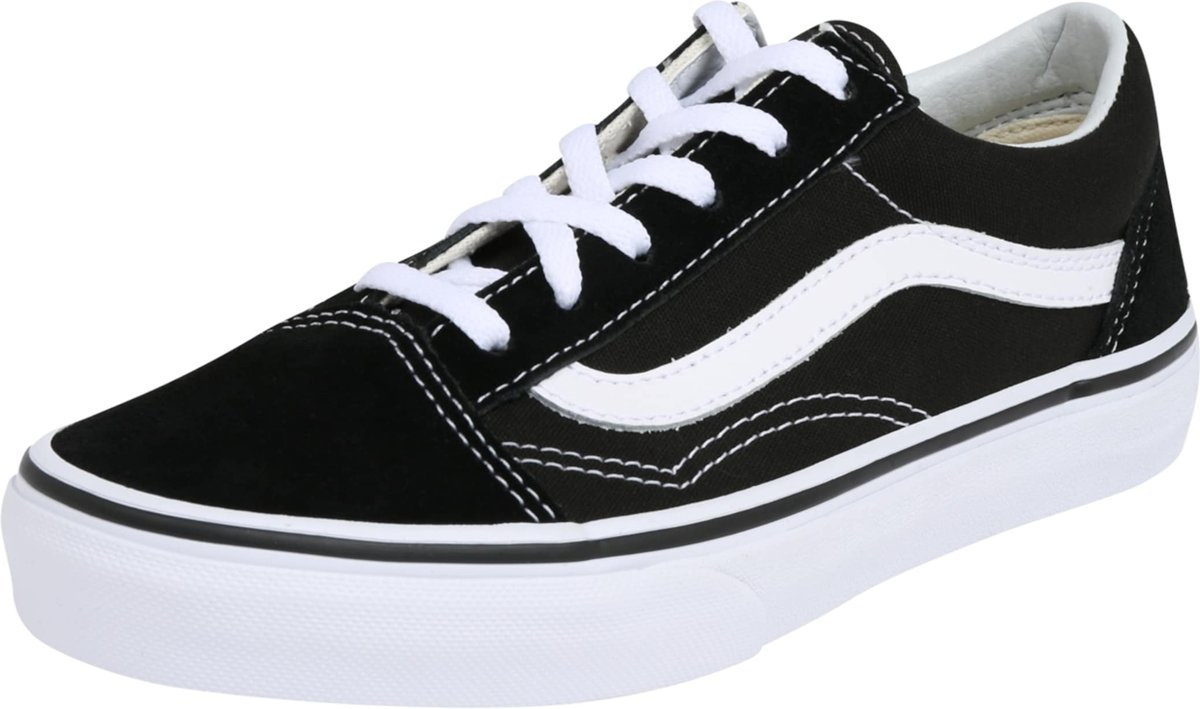 Vans Old Skool Sneakers Kinderen BlackTrue White