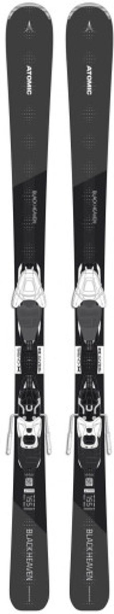 Atomic Ski- Black Heaven- Zwart- Beginner/Allround- 141cm kopen