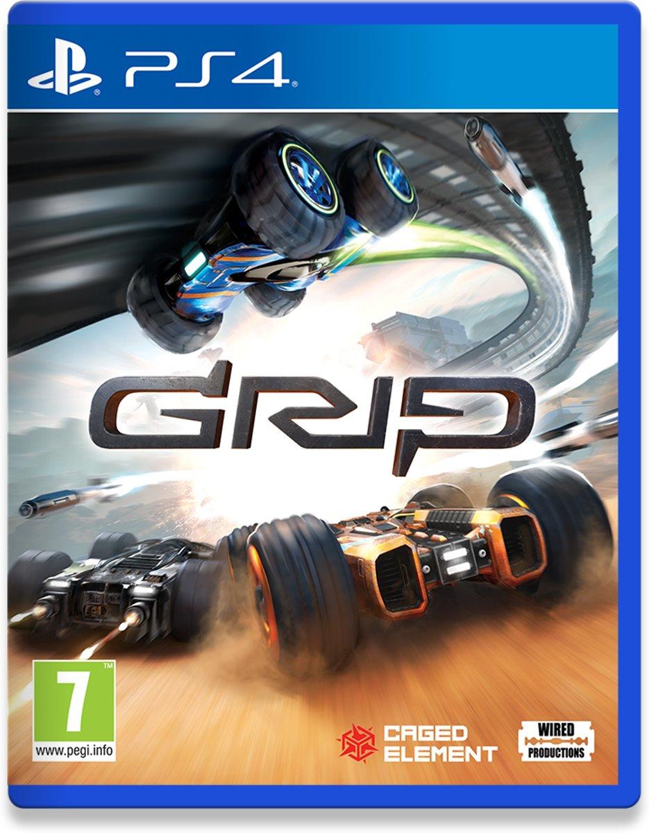 GRIP PlayStation 4