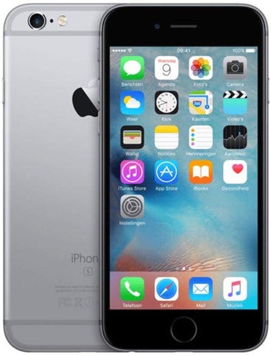 Apple Iphone 6s 64gb Space Grey Refurbished Als Nieuw kopen