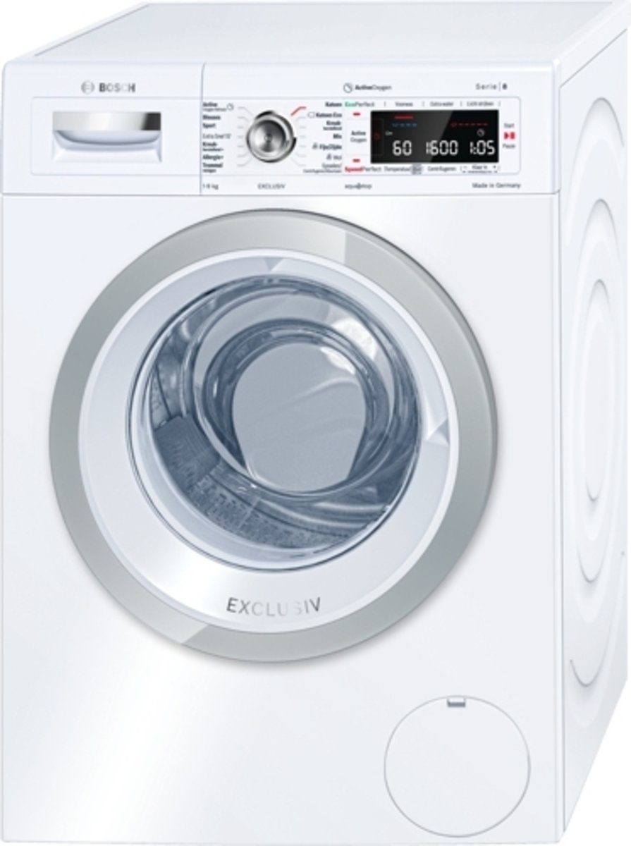 Bosch WAW32890NL Serie 8 - Wasmachine