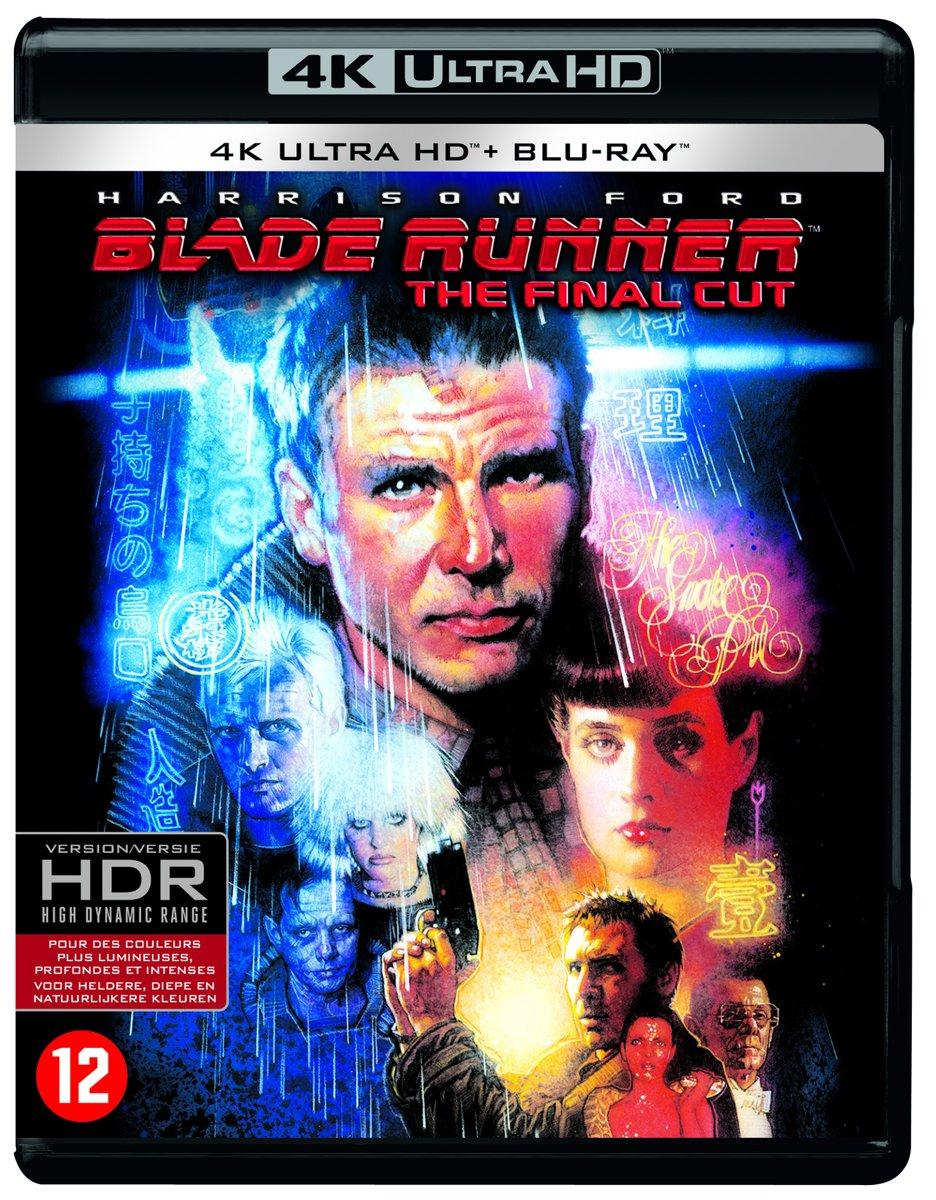 Blade Runner (1982) (4K UHD Blu-ray)-