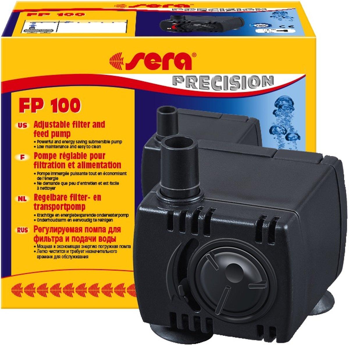 Sera aquarium filterpomp fp100 - 120l/u kopen