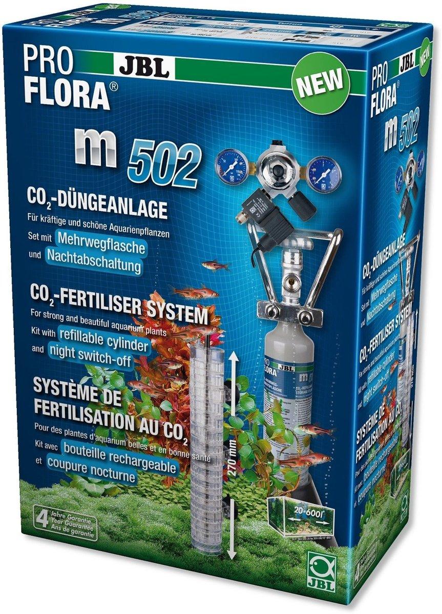 PROFLORA M502 SET CO2 kopen