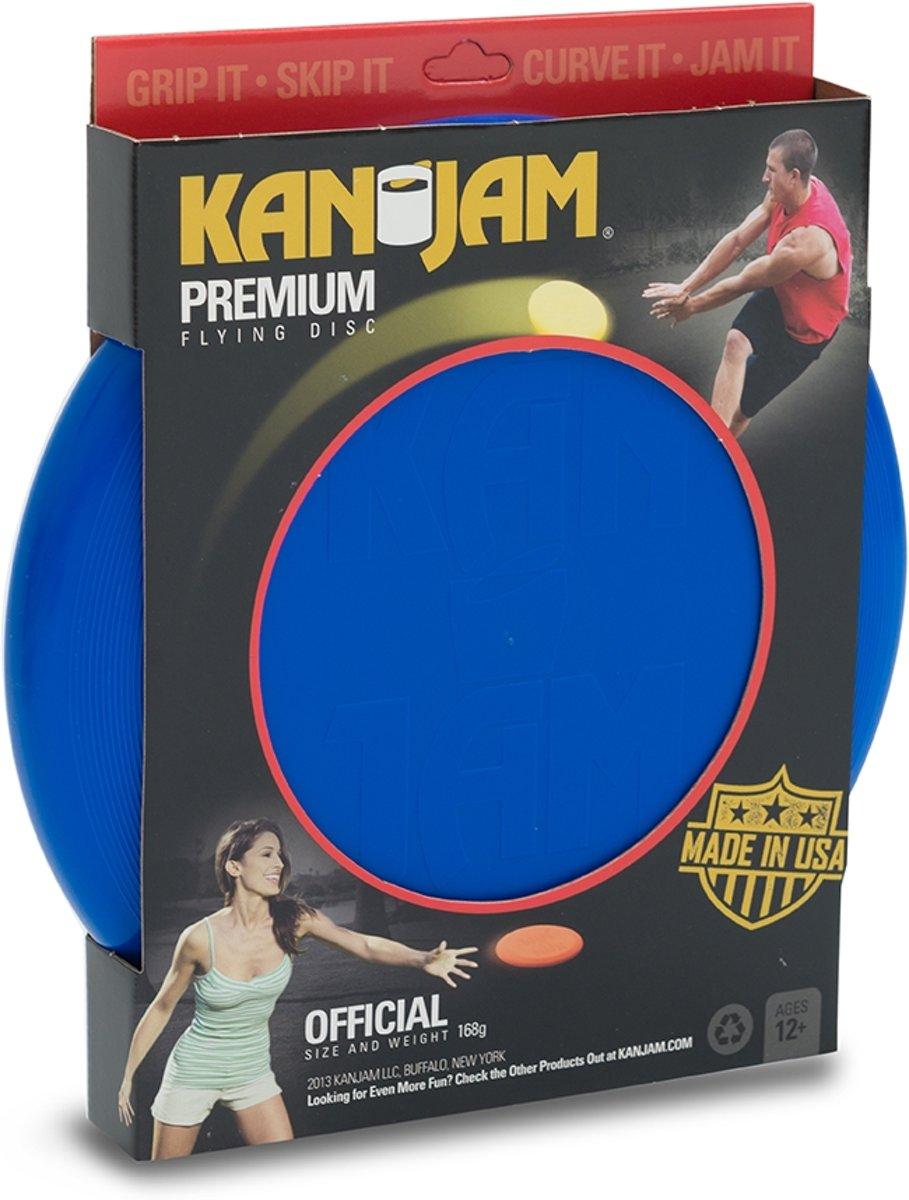 Official KanJam Disc Blue