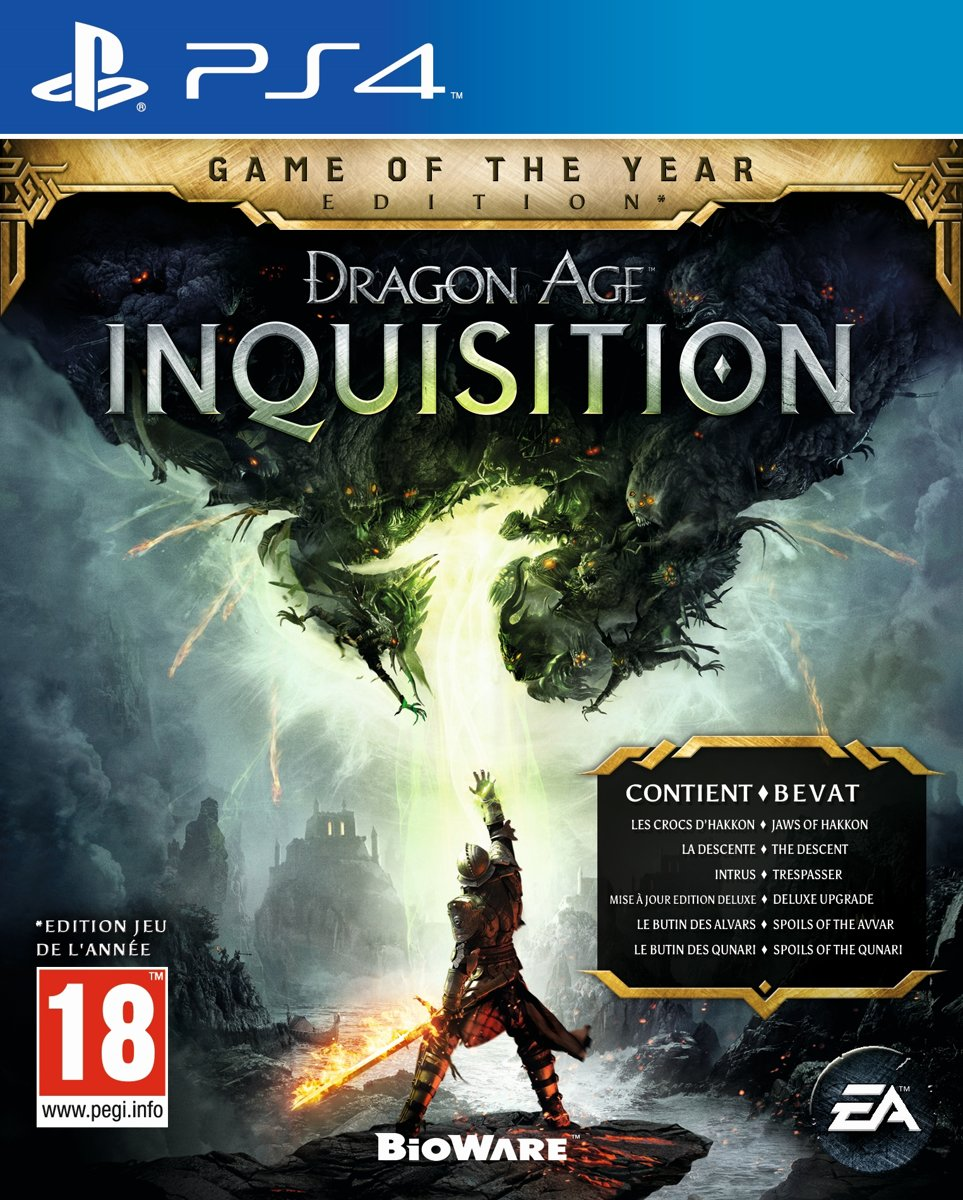 Dragon Age: Inquisition (GOTY Edition) PlayStation 4