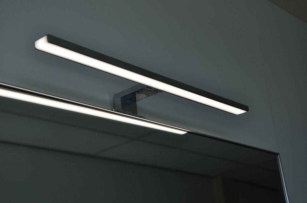 Spiegellamp Voor Badkamer : Bol.com wiesbaden tigris spiegellamp led verlichting 50 cm