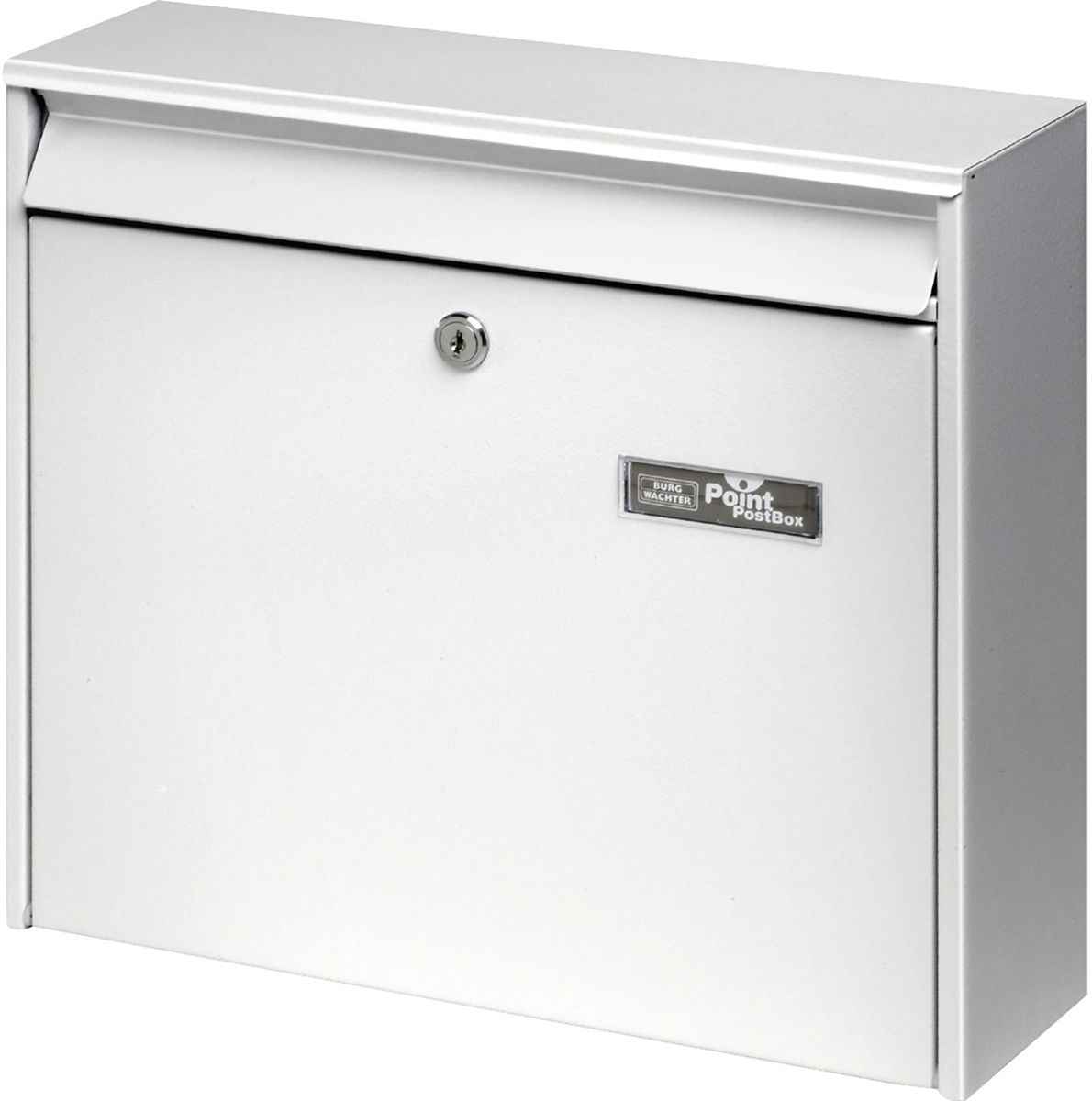 Burg Wächter Mail zilver brievenbus kopen