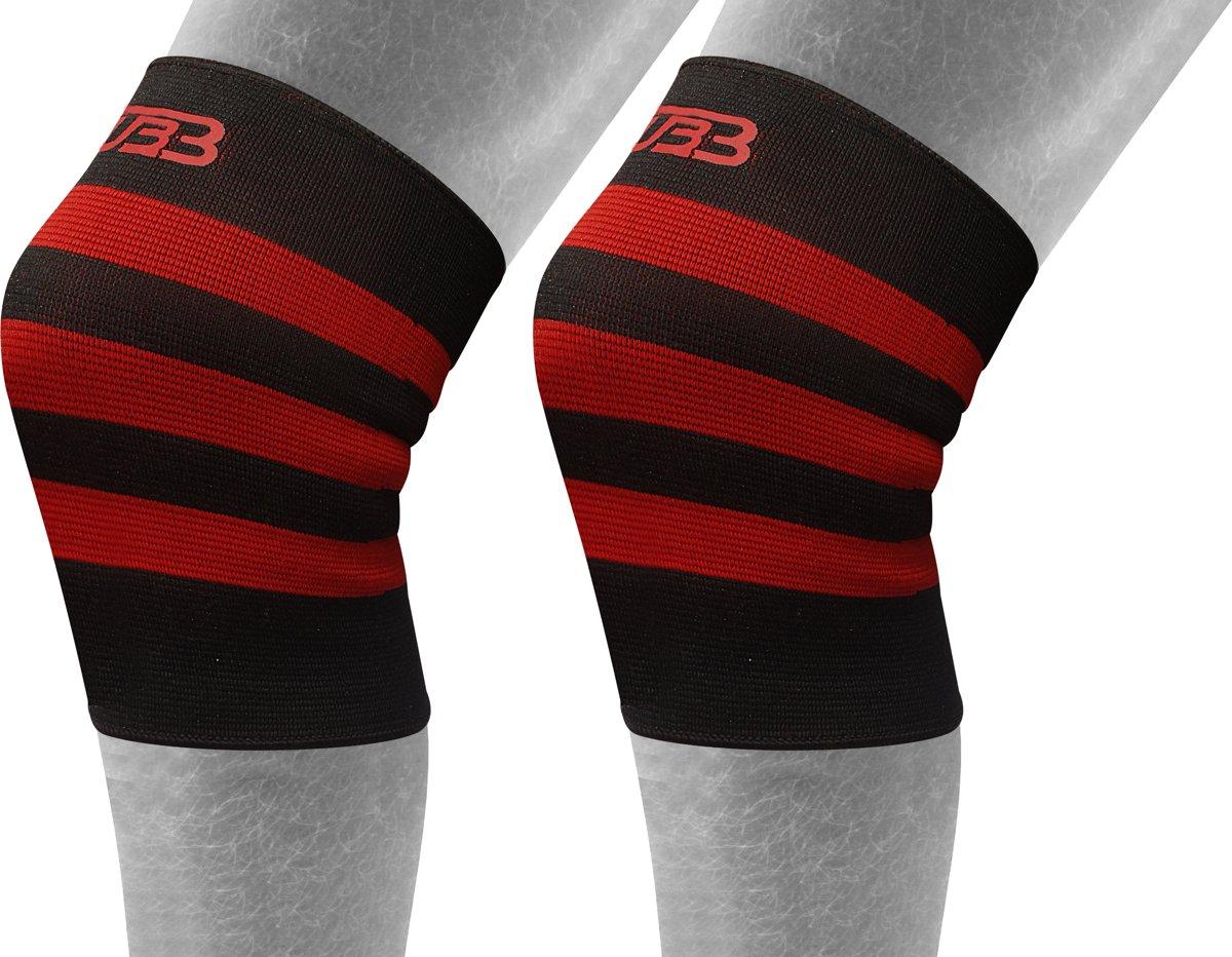 Knie Support Protector  Kniebeschermer Fitness Gym Maat S tot XL kopen