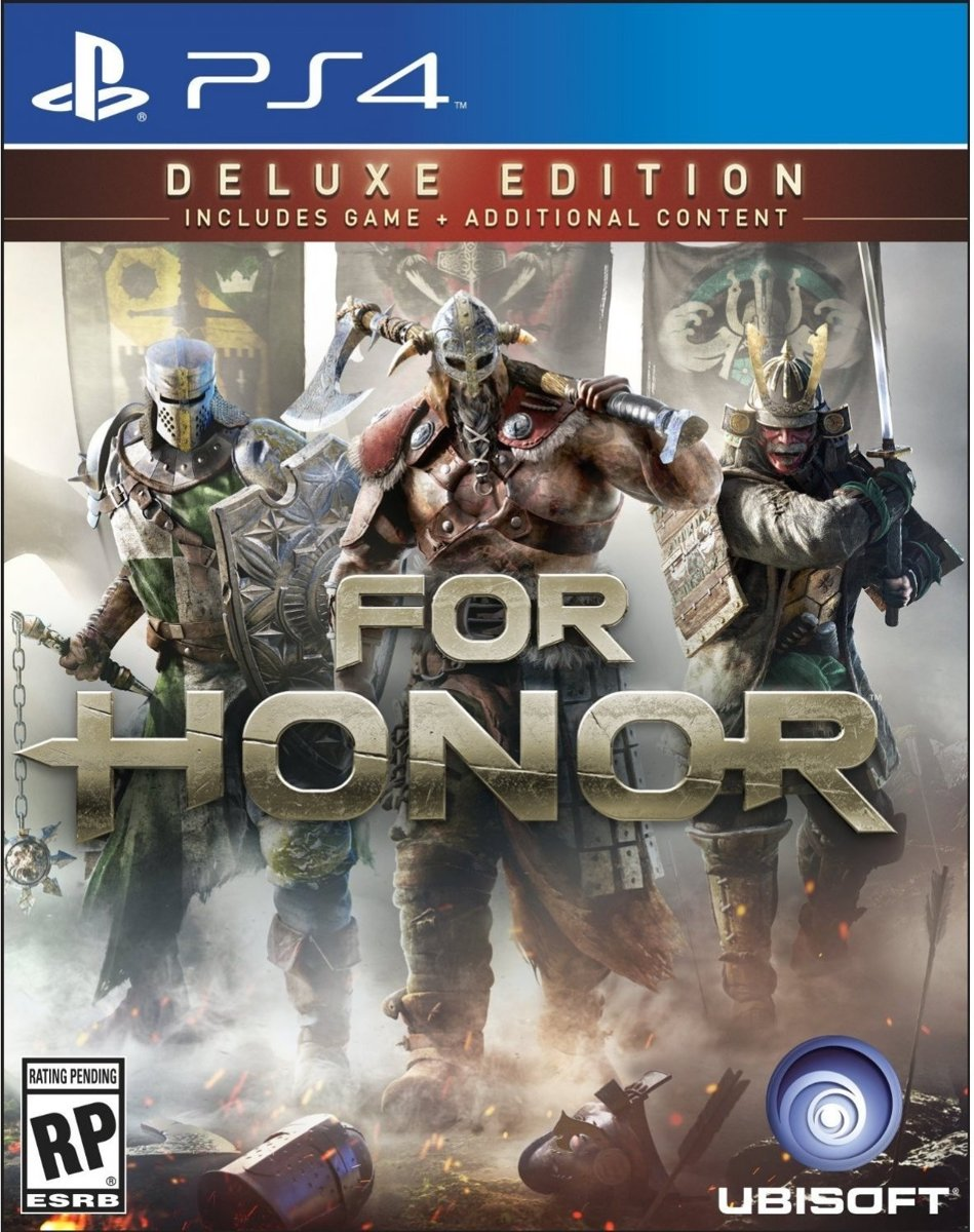 For Honor - Deluxe Edition PlayStation 4