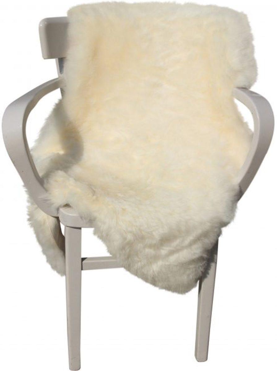 Zachte schapenvacht echte eco  lamsvacht  cadeau voor baby