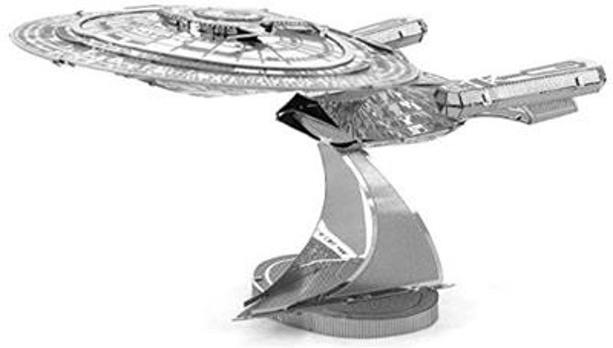 Metal earth Star Trek Enterprise NCC-1701-D - Bouwpakket