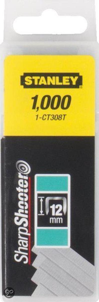 Stanley - Nieten - 12mm - Type CT - 1000 stuks kopen