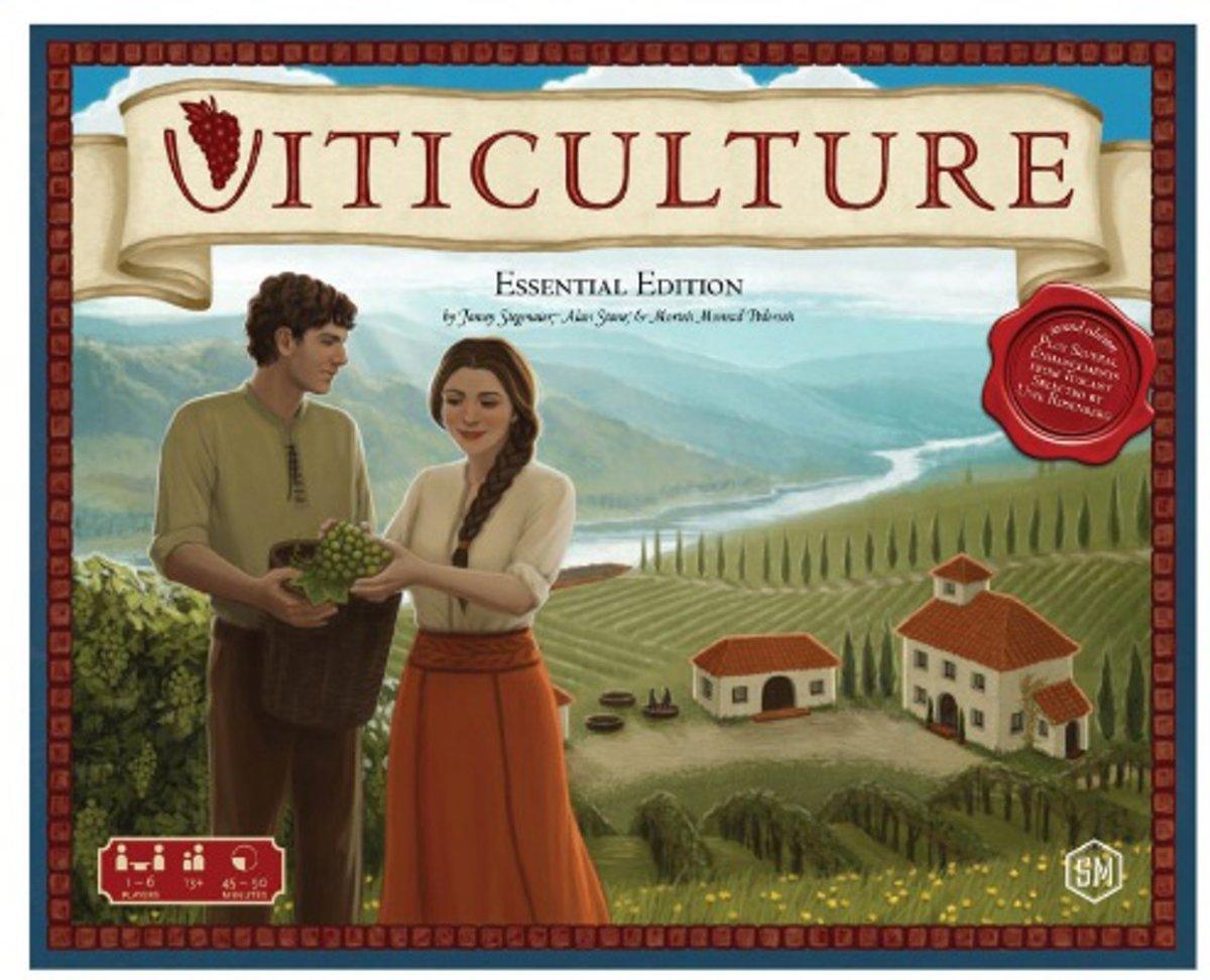 Viticulture Essential Edition