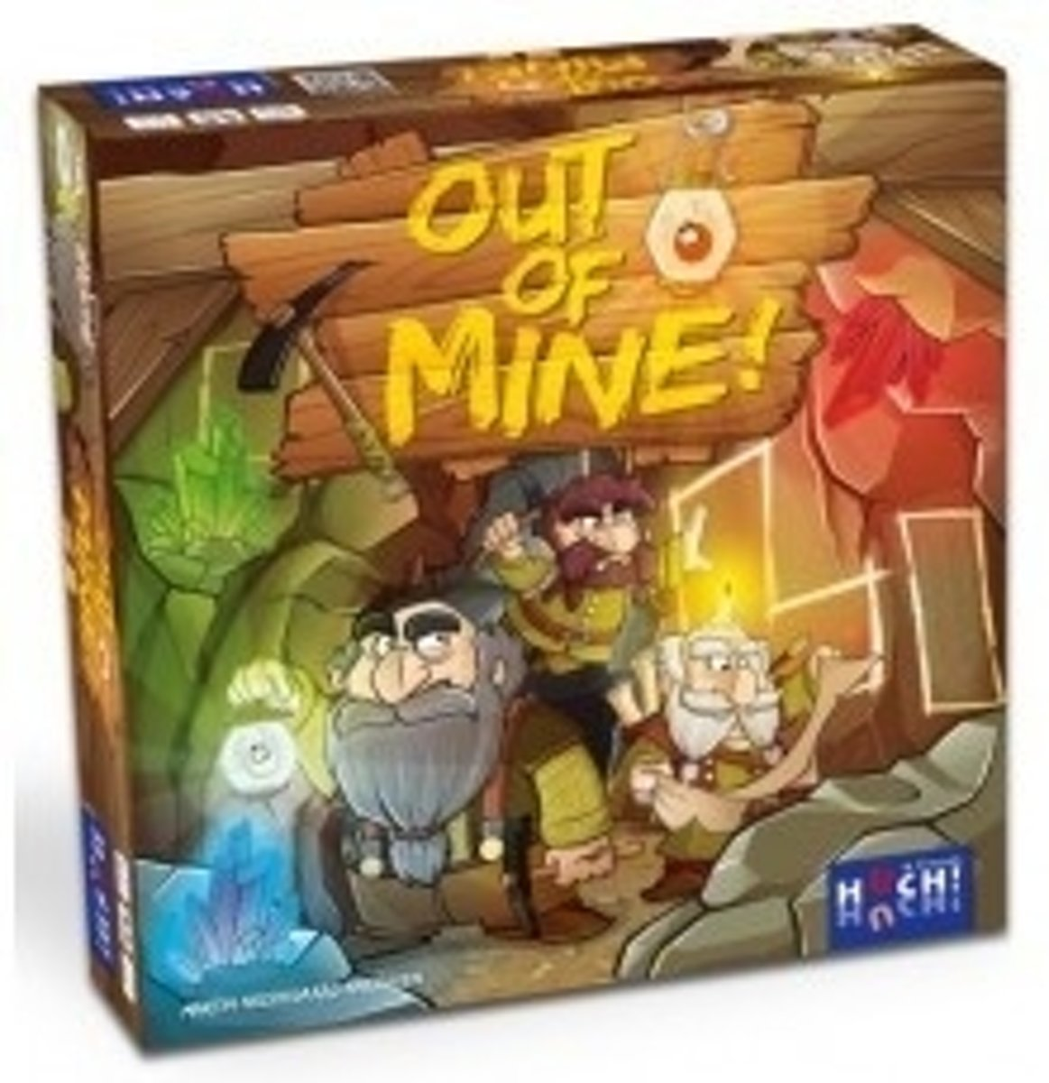 Out of Mine - Huch ENG / NL