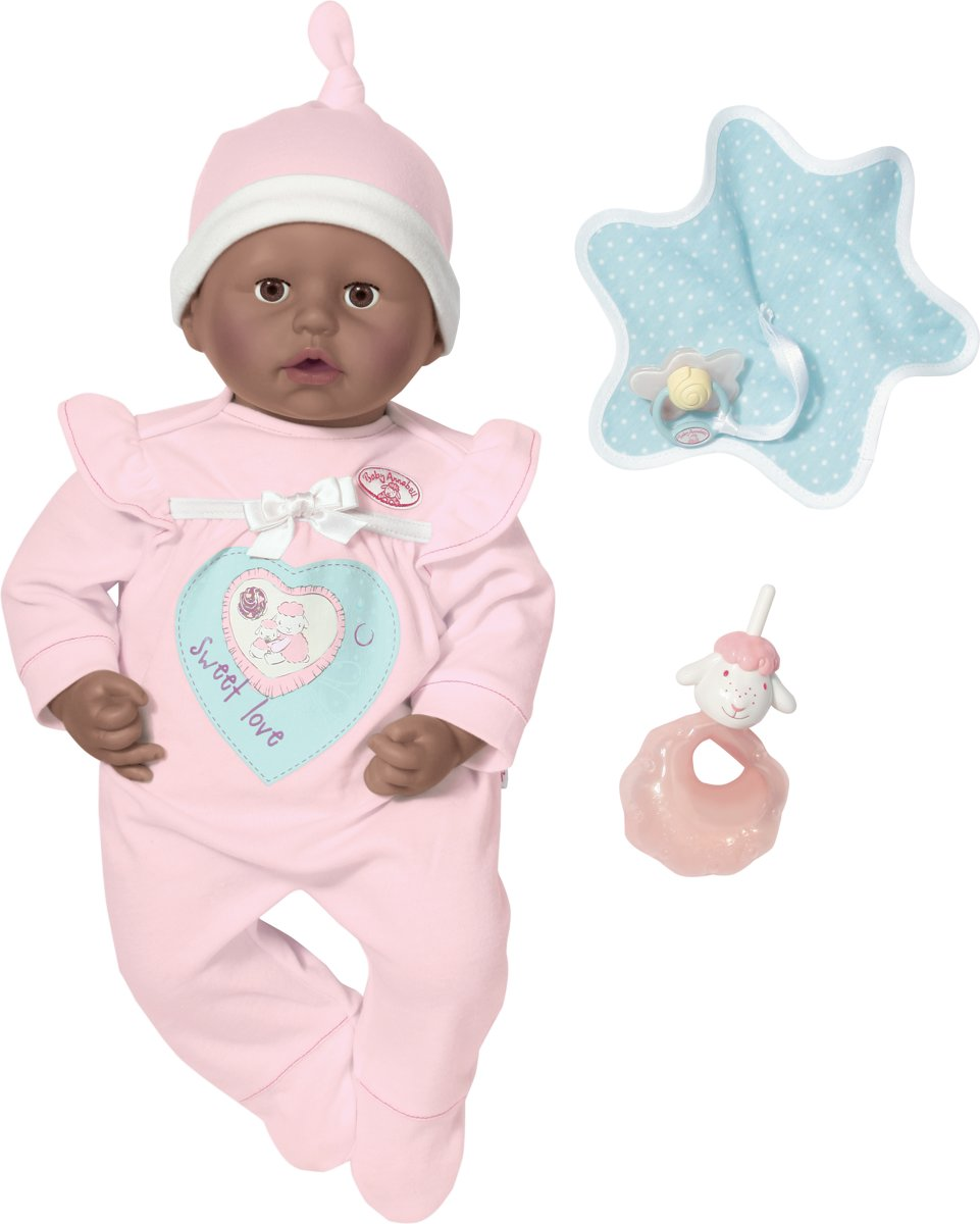 Baby Annabell - Donkere Huid