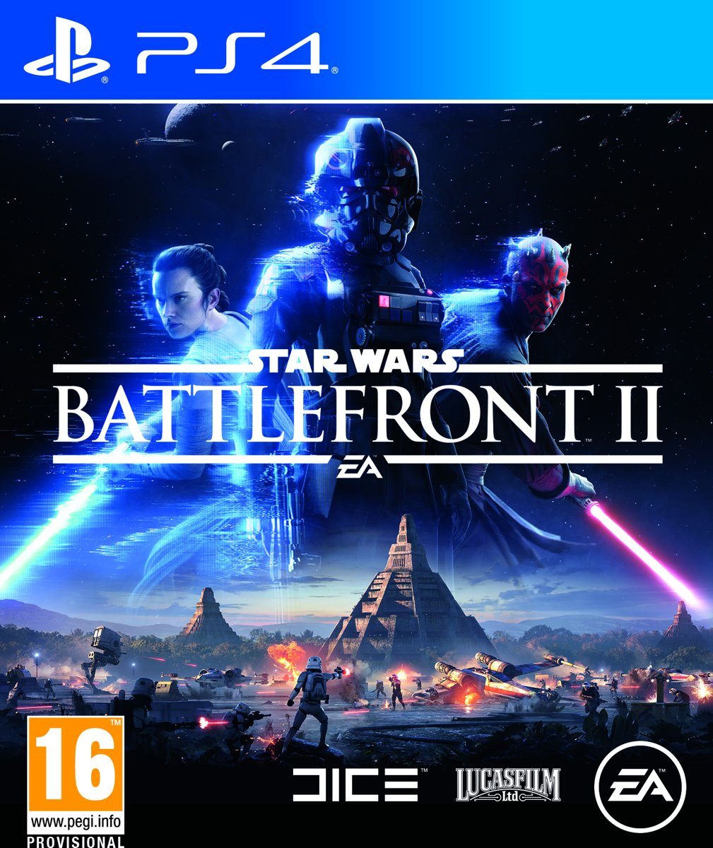 Star Wars Battlefront II PlayStation 4