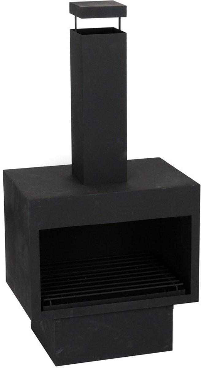 vuurkorf - terrashaard - tuinhaard - terraskachel - tuinverwarmer - buitenkachel 120 cm
