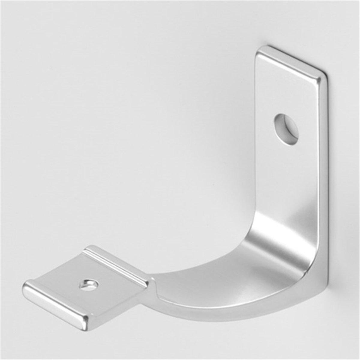 Hermeta leuninghouder - aluminium mat - voor stokschroef - 3546-11 kopen