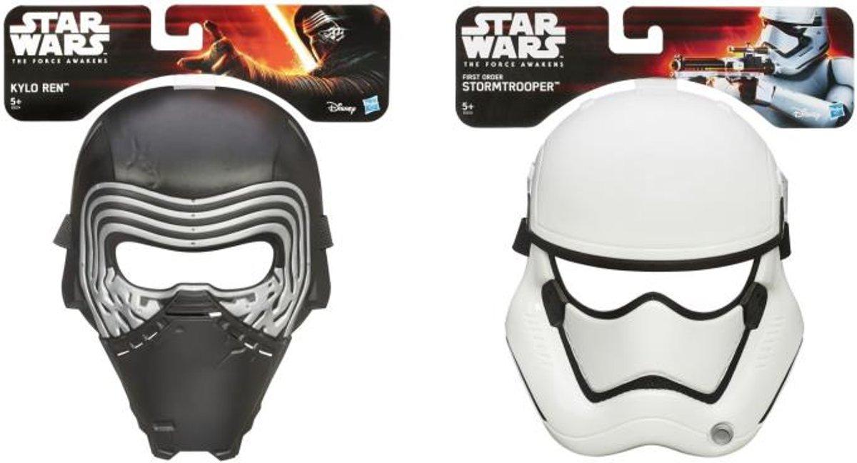 Star Wars Basis Masker Kylo Ren
