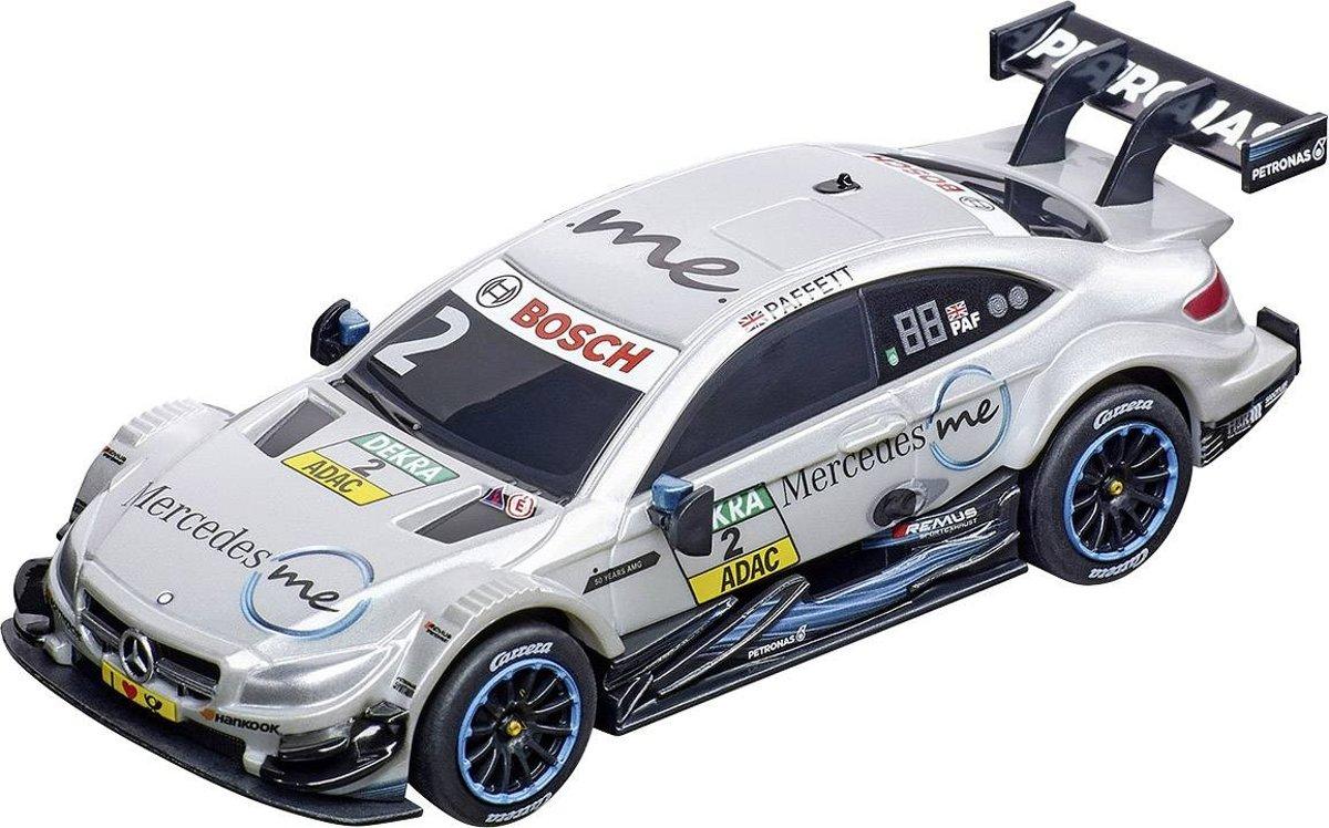 Carrera Go racebaan auto Mercedes-AMG DTM HWA wit