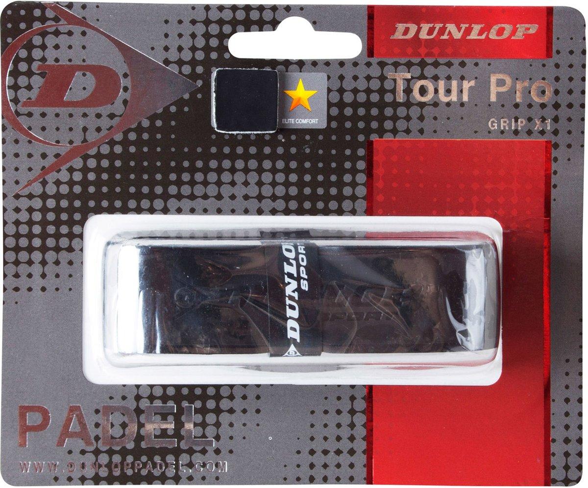 Dunlop TOUR PRO REPLACE GRIP - Zwart - Tennisgrips kopen