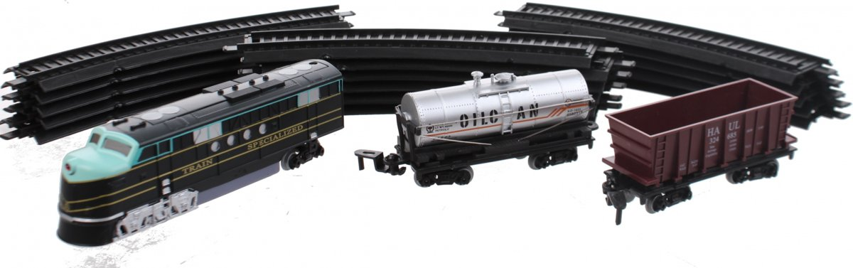 Toi-toys Modeltrein Train Express Oil kopen
