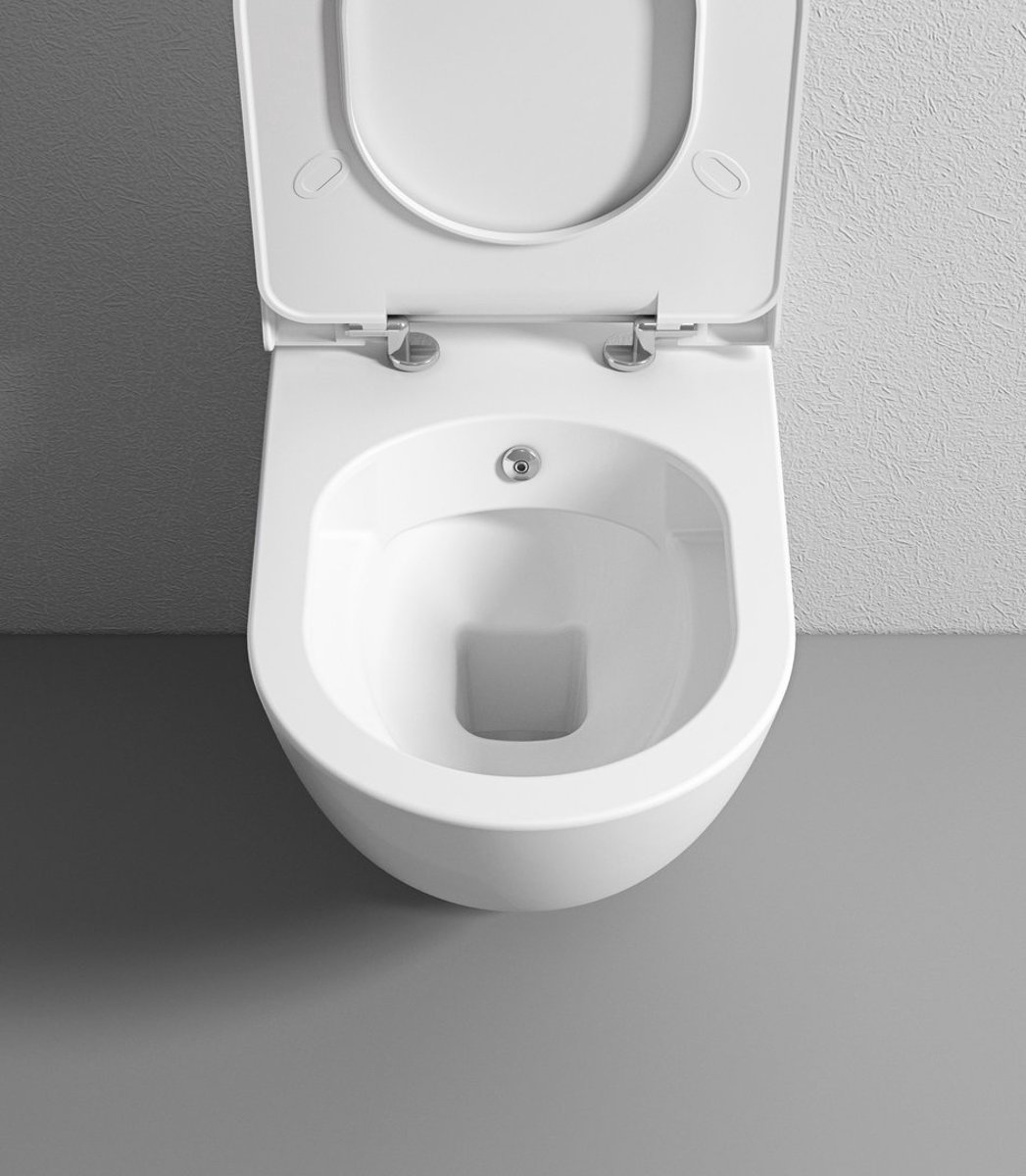 Wondrous Sanitear Thor Hangend Toilet Met Bidet Functie Gmtry Best Dining Table And Chair Ideas Images Gmtryco
