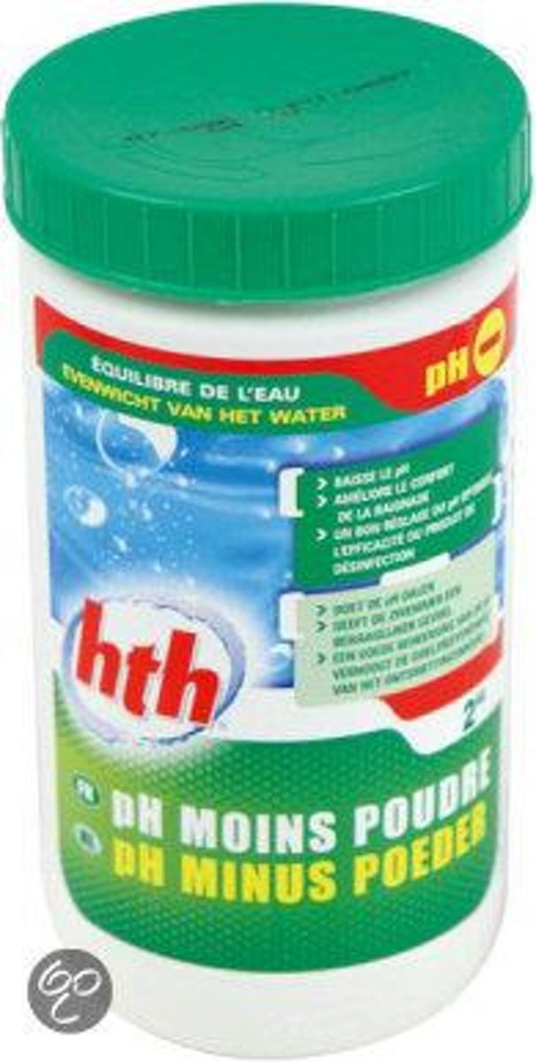 Hth Ph minus poeder 2kg