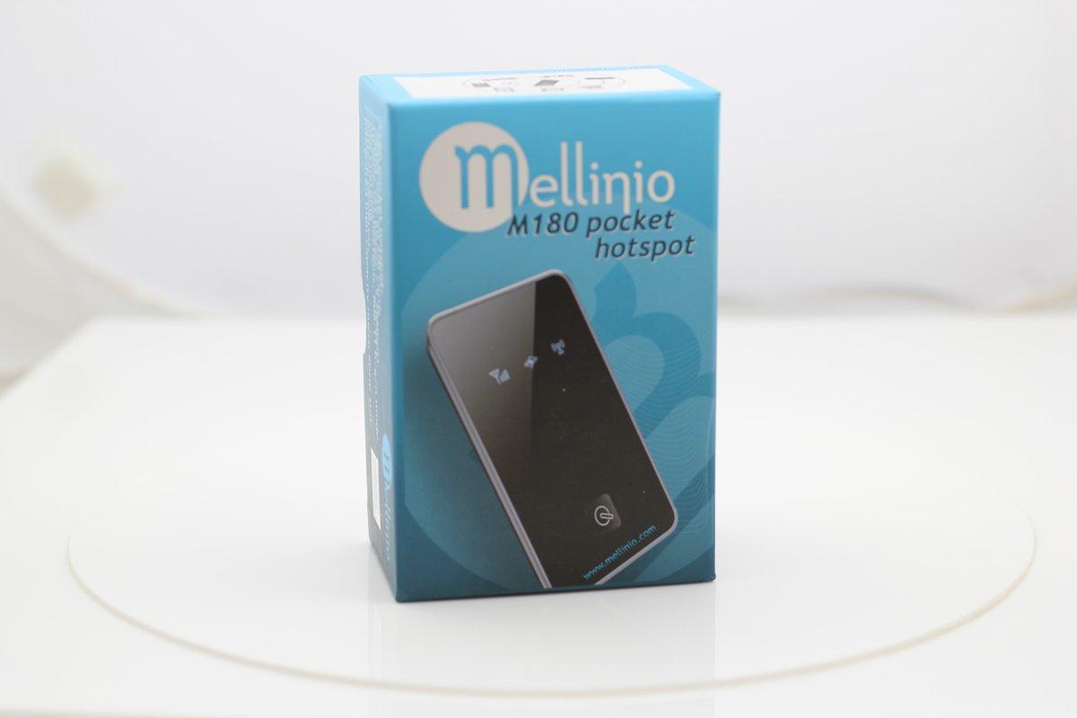 Mellinio M180 - MiFi Router kopen