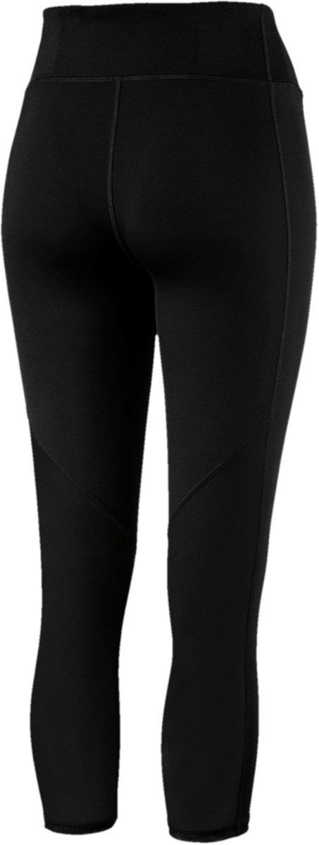 PUMA Always On Solid 34 Tight Sportlegging Dames Black