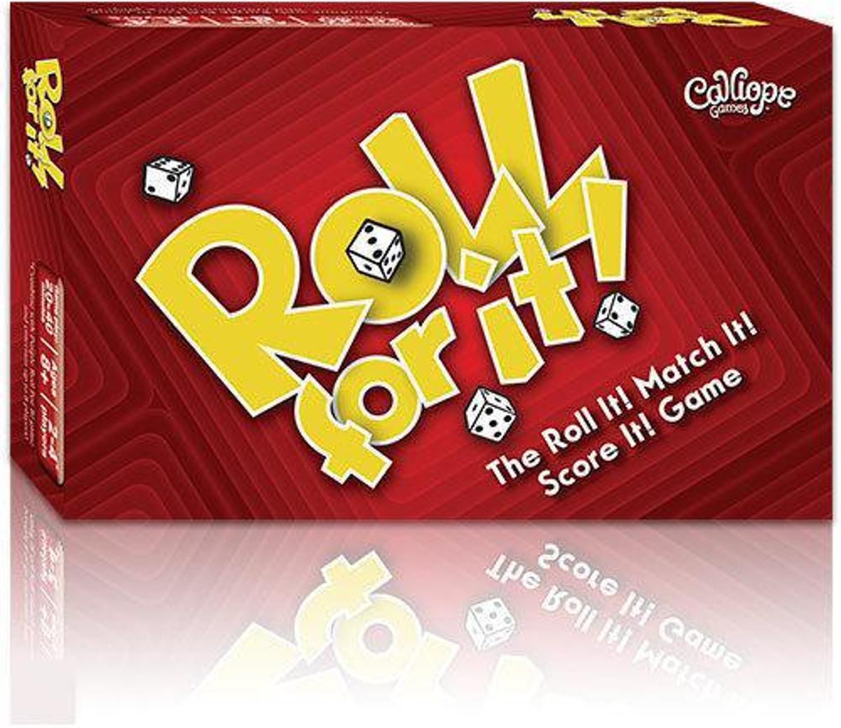 Dobbelspel - Roll For It! - Dobbelspel