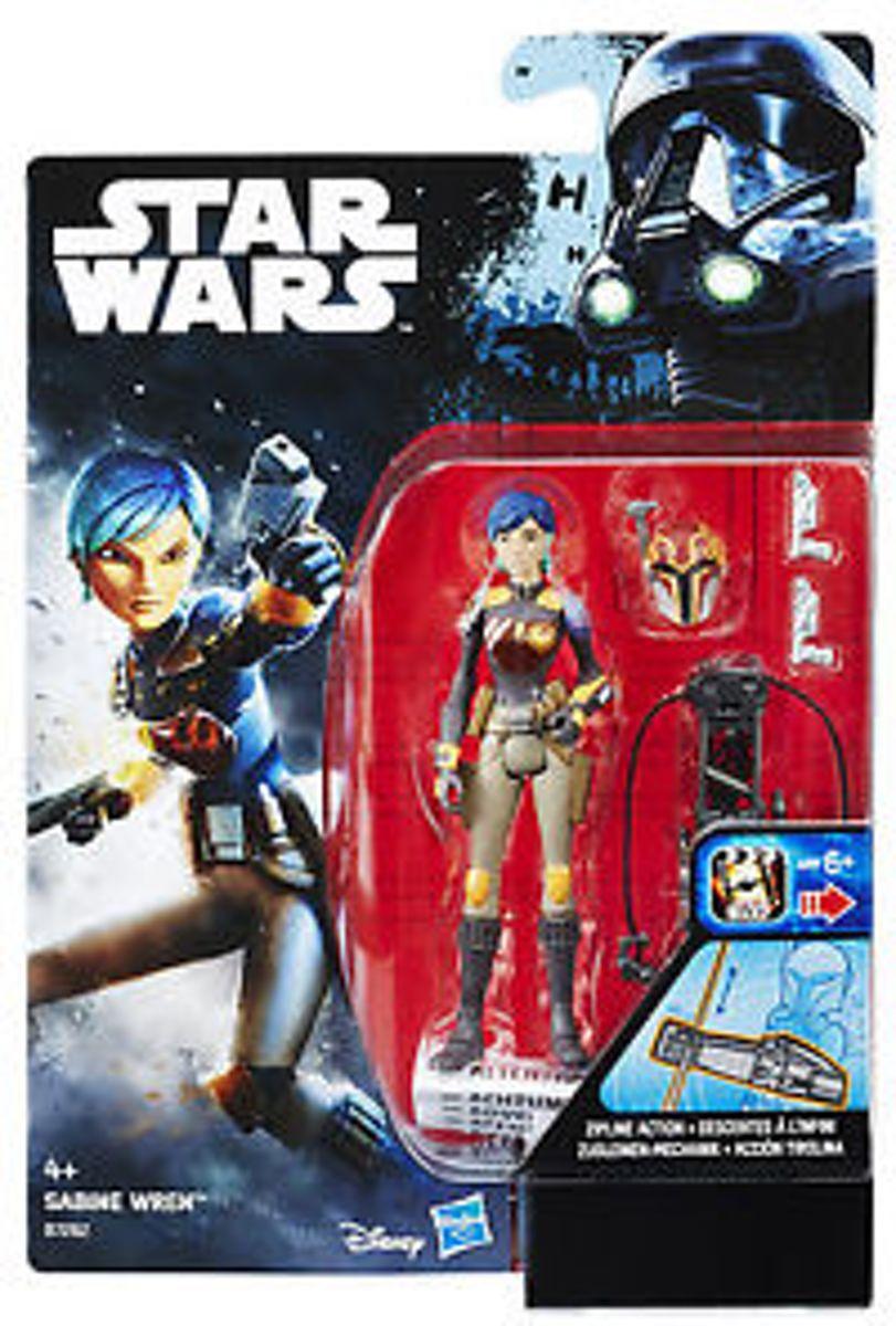 Star Wars Rebels Sabine Wren