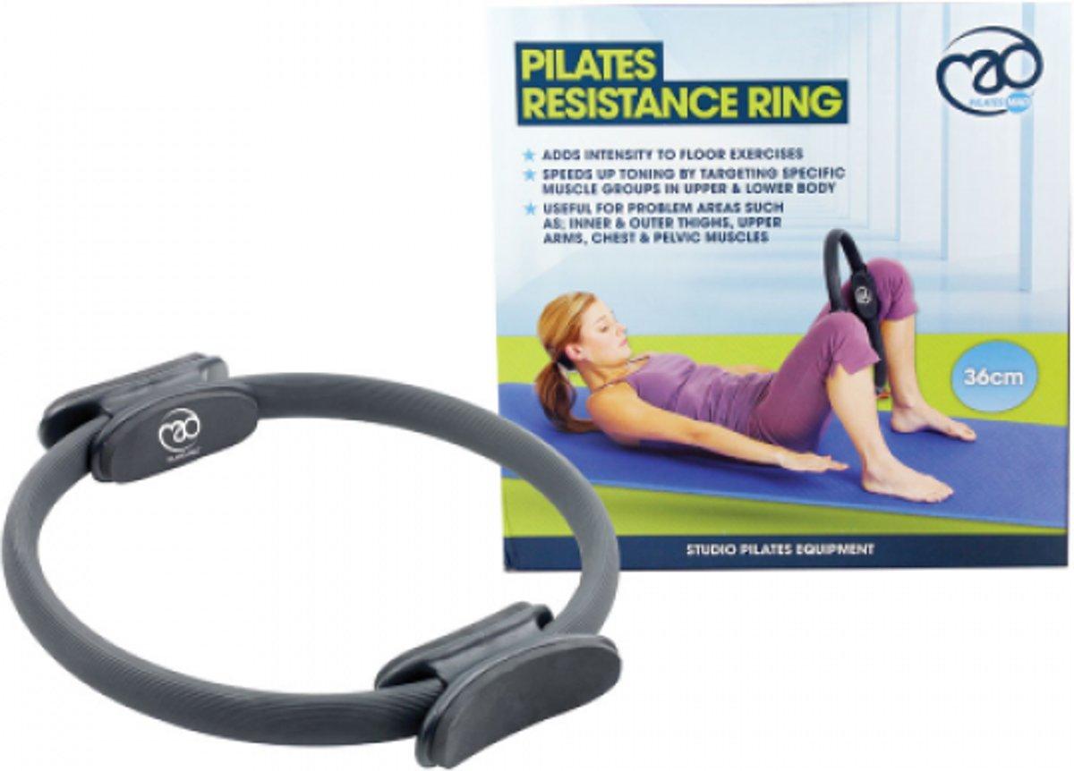 MADFitness - Pilates Ring - Dubbele Handgreep - Glasvezel - Diameter 35 cm kopen