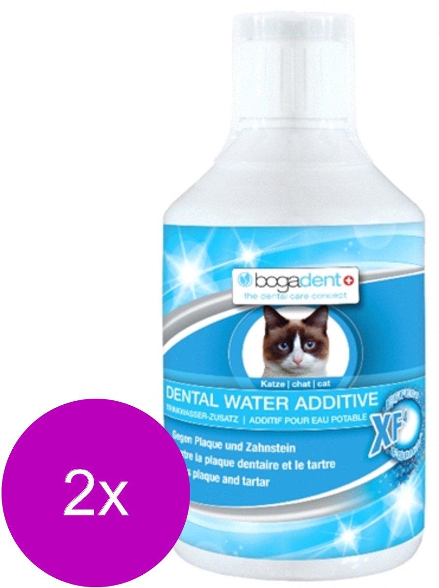Bogadent Dental Mondwater - Gebitsverzorging - 2 x 250 ml kopen
