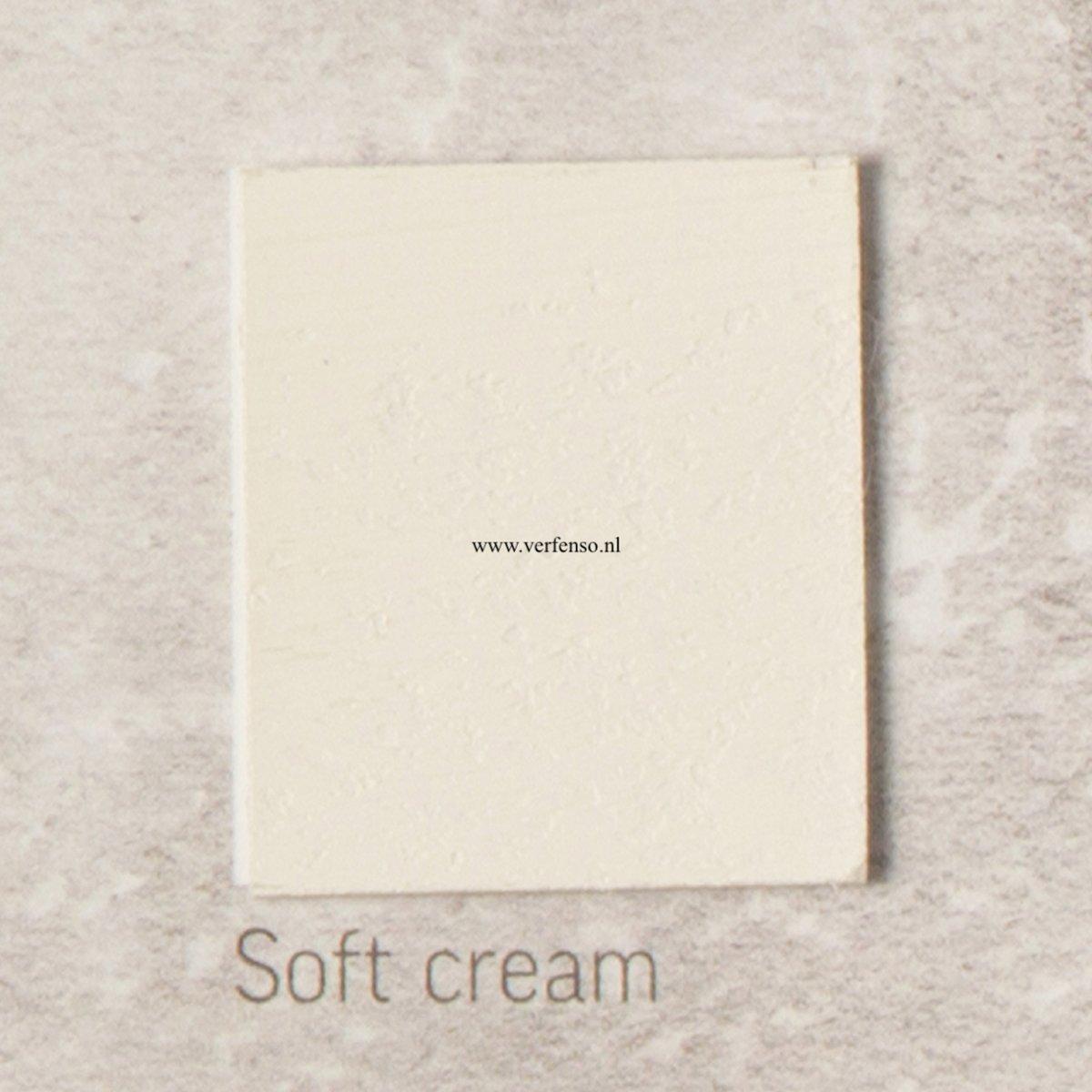 Jeanne d' Arc Living Vintage Paint Matt Furniture Paint Soft Cream 700ml/krijtverf