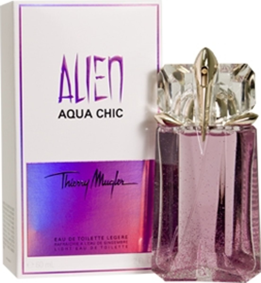Thierry Mugler Alien Aqua Chic Light - 60 ml - Eau De Toilette kopen