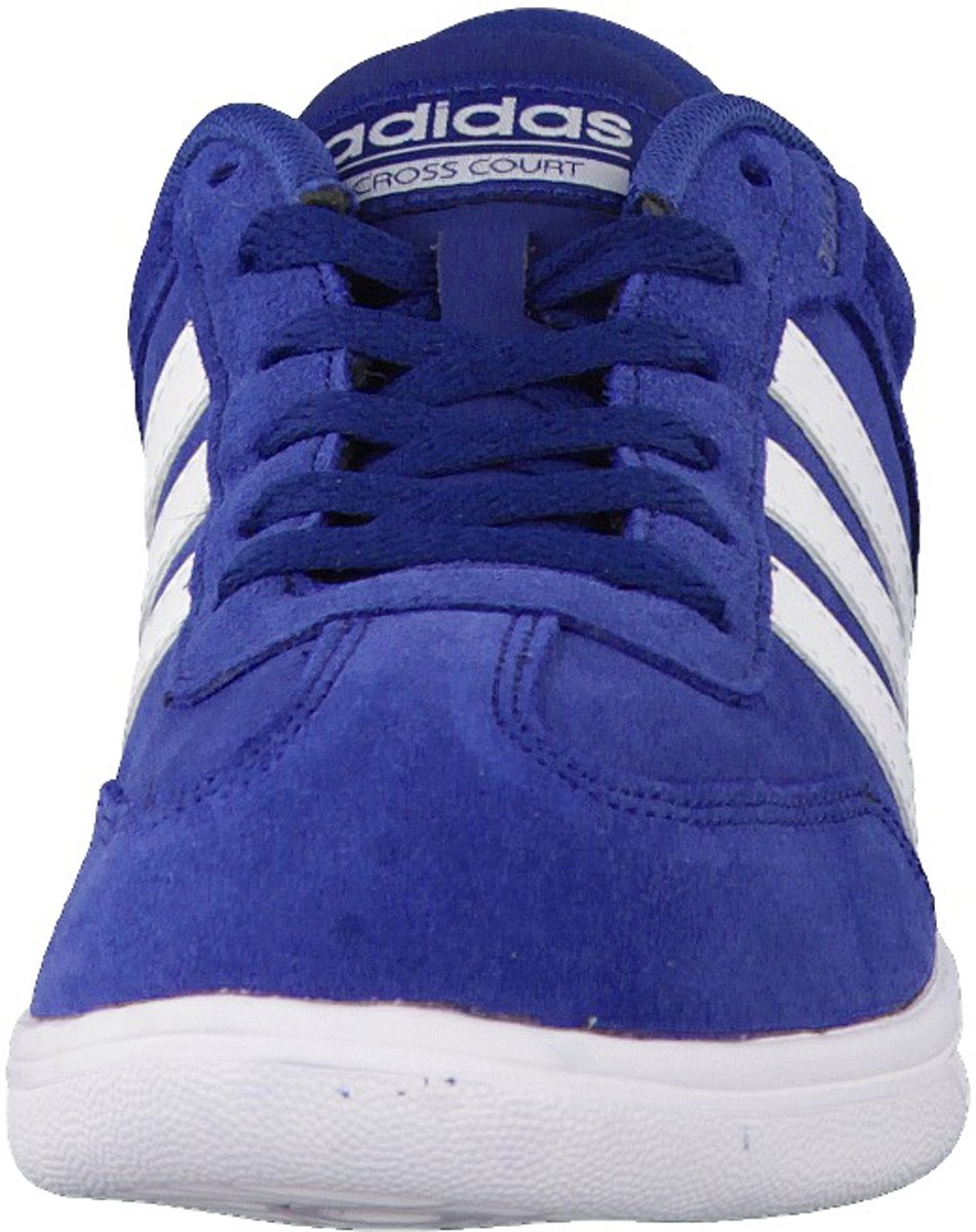 adidas cross court leer