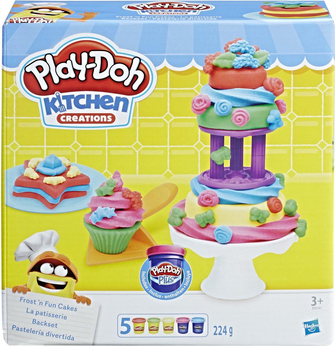 Play-Doh Zoete Traktatie - Klei Speelset