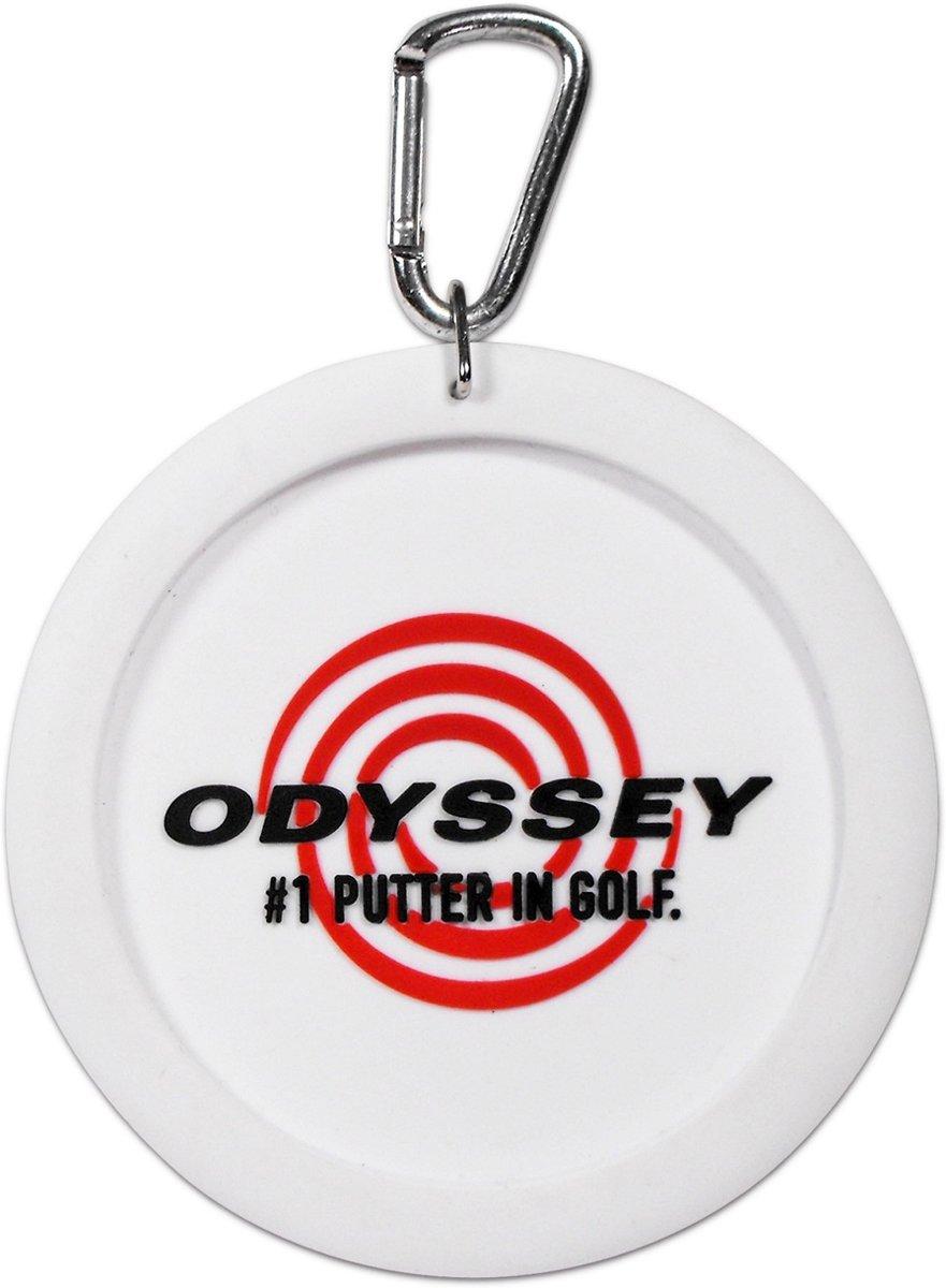 Callaway Odyssey putt target CAA100030 Golfbalmarker Unisex Wit kopen